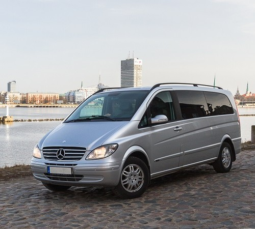 Transfers to and from Riga city center