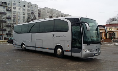 Bus transfers Riga