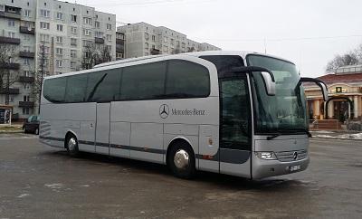 Bus transfers Riga