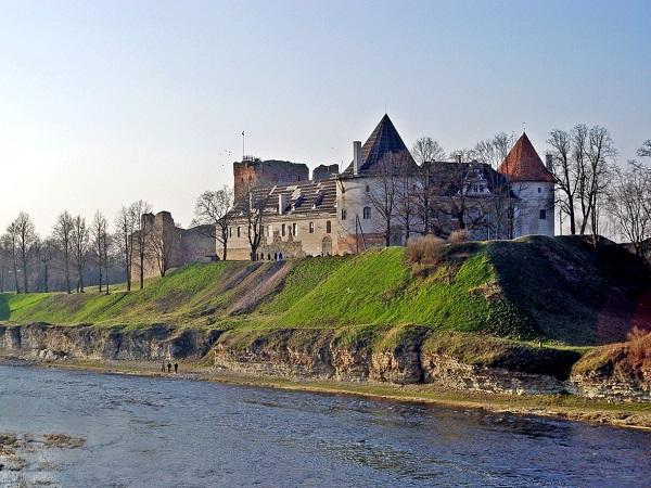 Bauska Castle trip