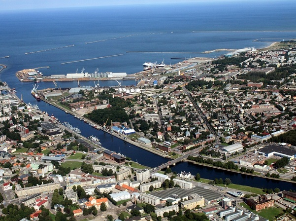 Day trip to Liepaja with view