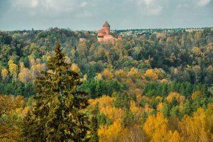 Sightseeing Sigulda