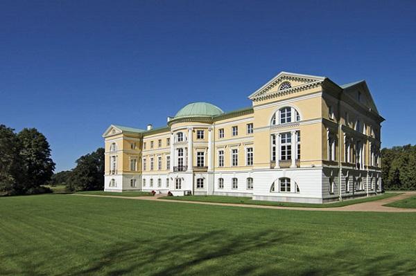 Day Trip toMezotne Palace